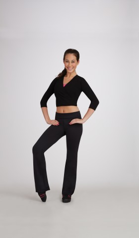 BX700M Pant w/roll-down waistband